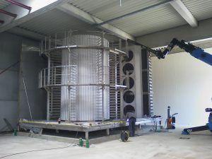 Unifreezing koel- en vriesmachine